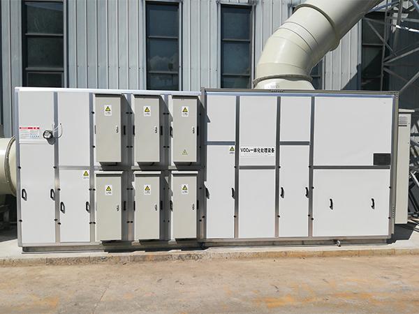 VOCs废气处理技术工艺介绍