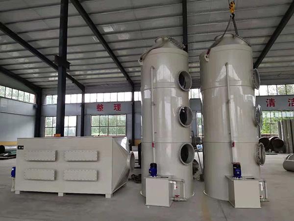 电子厂工业废气处理的六种方法