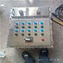 不锈钢防雨防爆照明配电箱(IP65)