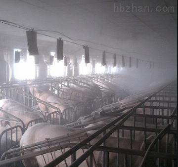 养猪场理想的高压喷雾清洗机设备