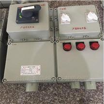 BQC系列粉尘防爆电磁起动器(ⅡB、ⅡC)
