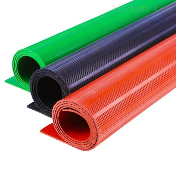 6mm红色高压绝缘垫