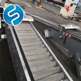 GSHP-2800回耙式格栅除污机 机械细格栅尺寸相关尺寸