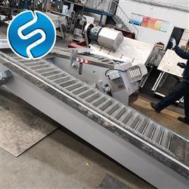 GSHP-2400回耙式格栅除污机 格栅清污机改进新型