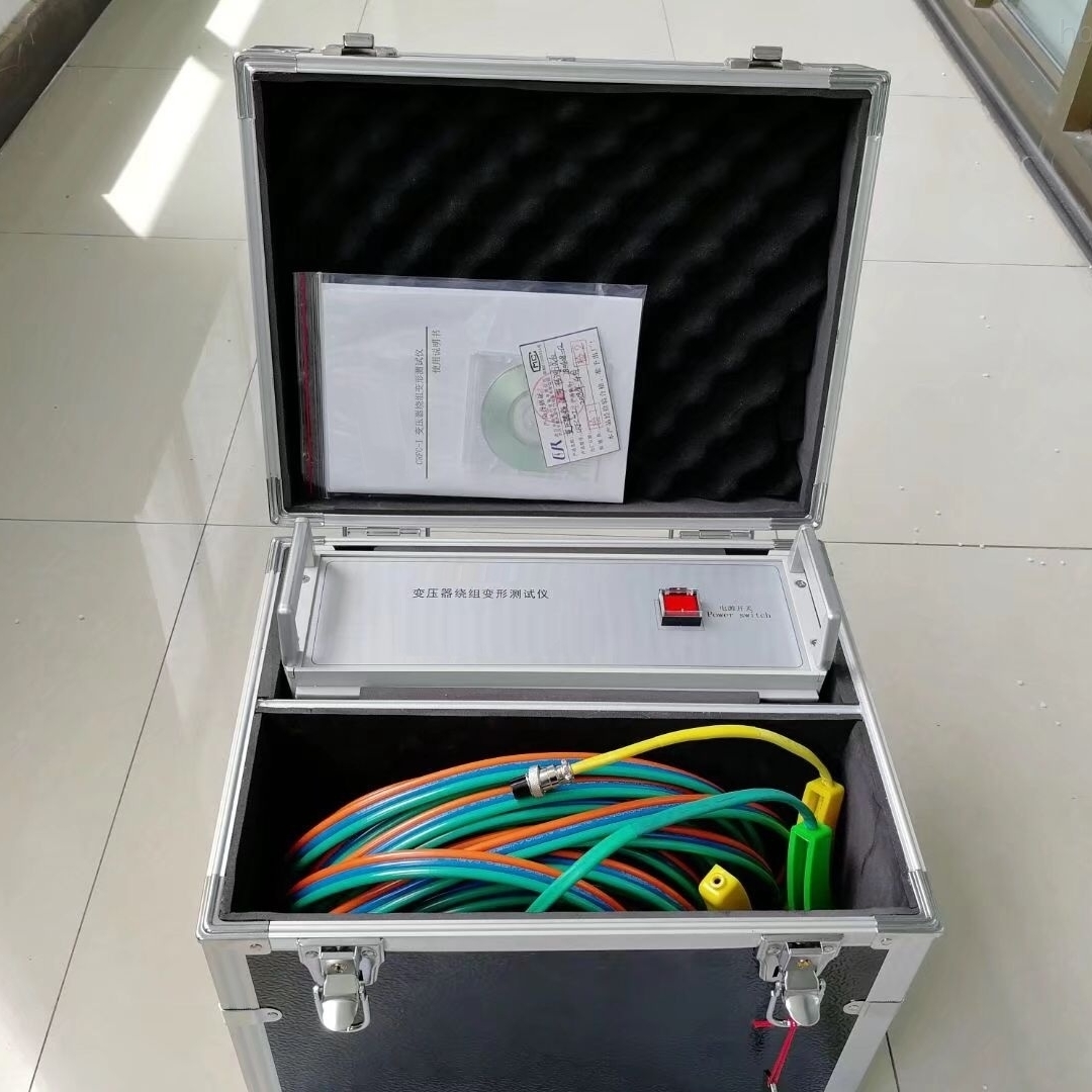 三相自动变压器绕组变形测试仪厂家