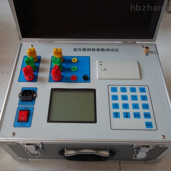 电流160V变压器损耗参数测试仪