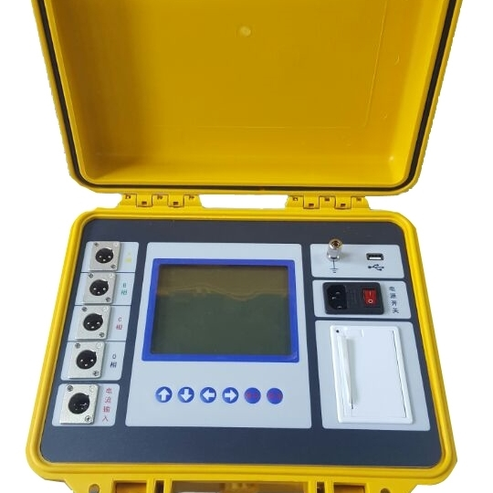 抗干扰便携电容电感测试仪