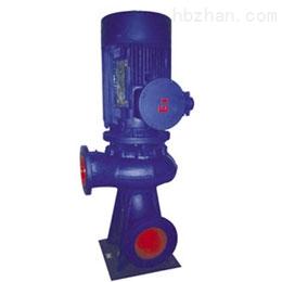 直立式排污泵装置
