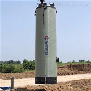智能一体化污水泵站地埋式预制泵站生产厂家