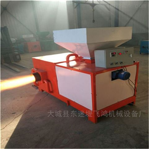 生物质颗粒燃烧机蒸汽热水锅炉案例