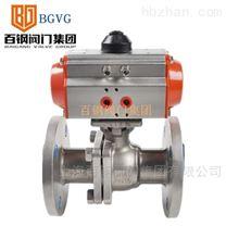 上海百钢Q641F-16C气动球阀专业生产厂家