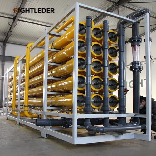 一体化污水处理设备的处理技术优势分析