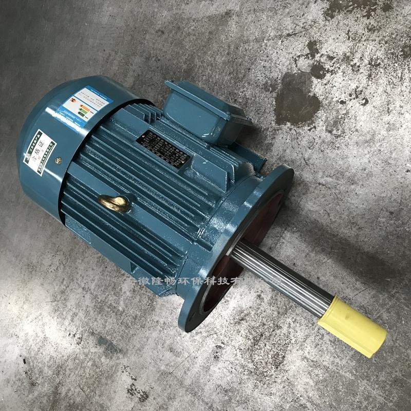 非标加长轴耐高温电机