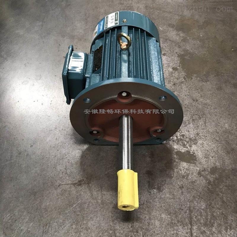 耐高温80℃-500℃度加长轴电机