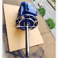 LC加長軸型電機