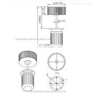LC防爆加長軸耐高溫非標電機