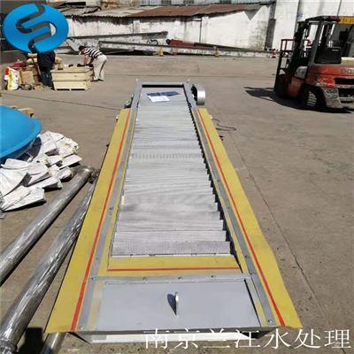 旋转阶梯式网板格栅除污机