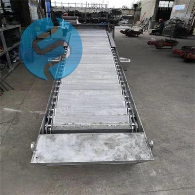 网板式阶梯格栅清污机