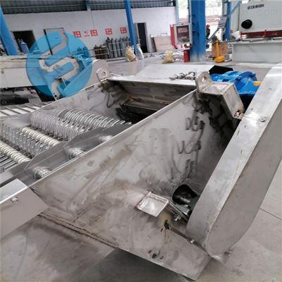 GSHZ回转式机械格栅清污机