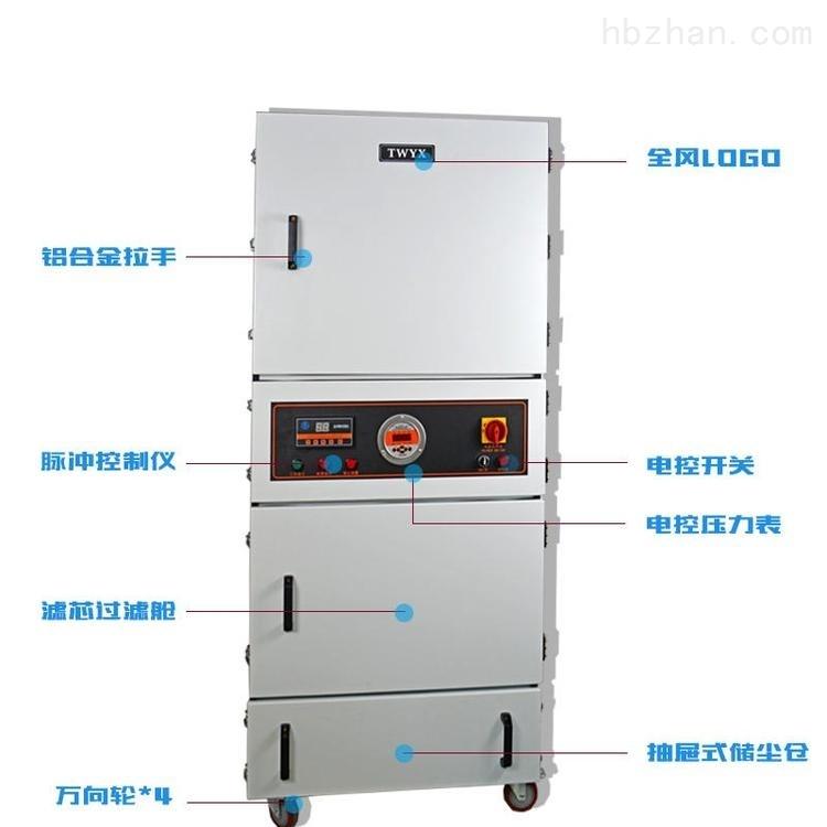 MCJC-5500打磨脉冲反吹集尘器