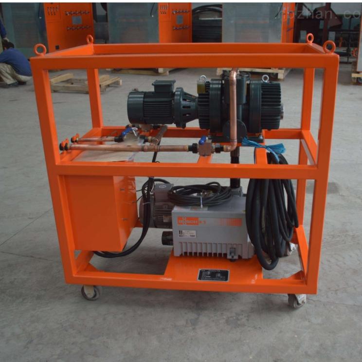 SF6气体抽真空充气装置抽气速率≥40m³/h
