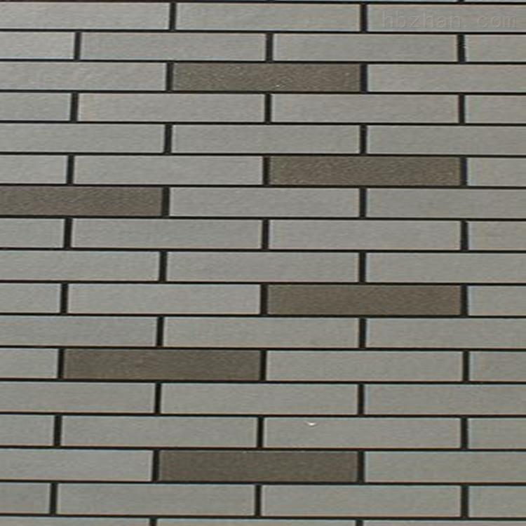 优质学校柔性石材文化砖