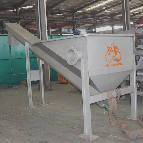 砂水分离器主要用途