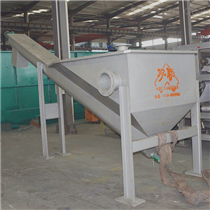 SL砂水分离器主要用途