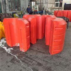 聚乙烯耐磨挖沙船浮筒 河上浮体