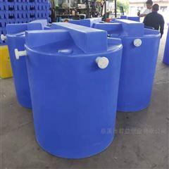 药剂搅拌加药桶 2吨塑料桶