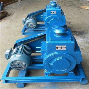 2X型2X双级旋片式真空泵