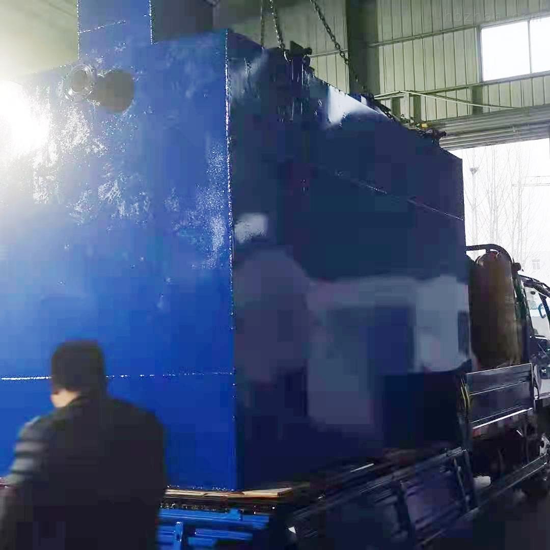 90T/D生活地埋一体化污水处理设备