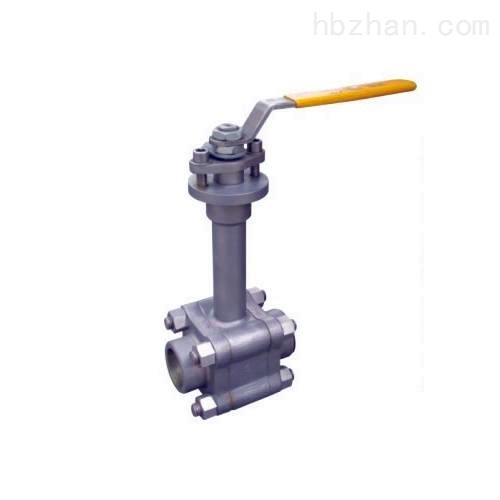 低温焊接式球阀