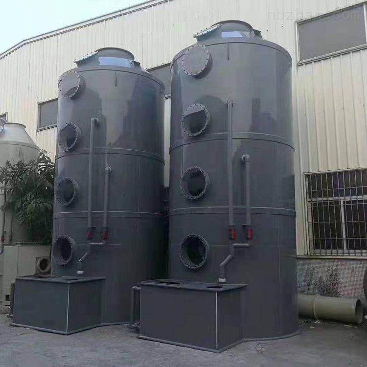 皮革废气处理公司