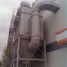 布袋工業除塵器生產