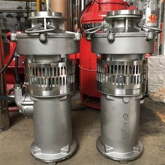 QY-S全不锈钢充油式潜水电泵