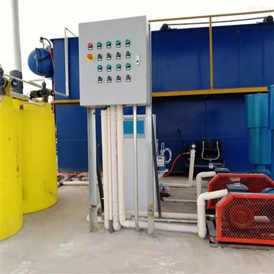RC玉溪布草洗涤污水处理设备