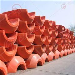 浮筒 孔径400抽沙管道浮筒大浮力抽沙浮筒