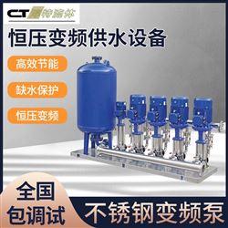 罐式无负压供水设备价格