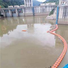 水电站拦污浮筒 自动升降式拦污漂排型号