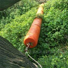拦截漂浮带 直径30厘米浮筒