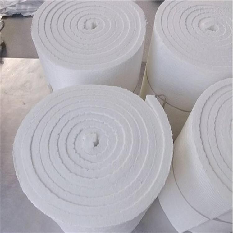 河北生产优质纤维硅酸铝针刺毯
