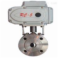 Q971F电动对夹式球阀