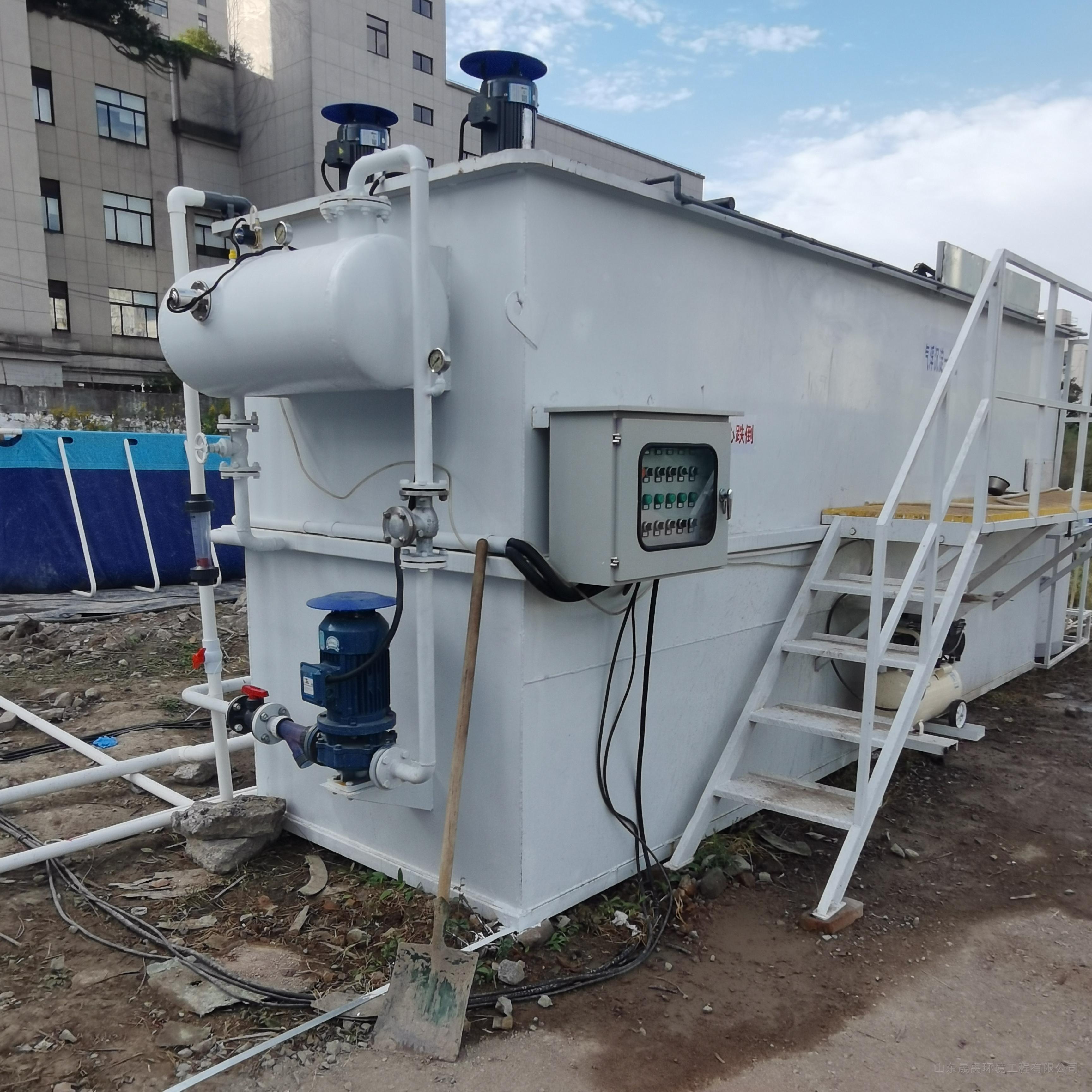 重金属污染土壤修复淋洗设备
