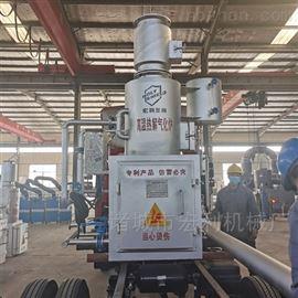 HLPG-30-2服装下脚料焚烧炉工业垃圾高温炉