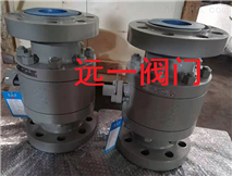 高压球阀Q47N-100/Q47N-160