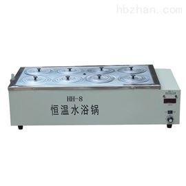 HH-1六孔數顯恒溫水浴鍋,數顯恒溫水浴鍋