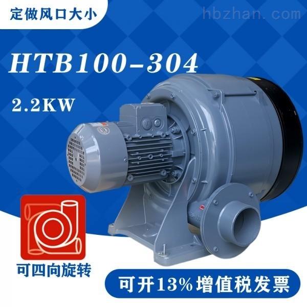 HTB125-1005送风鼓风助燃中压风机