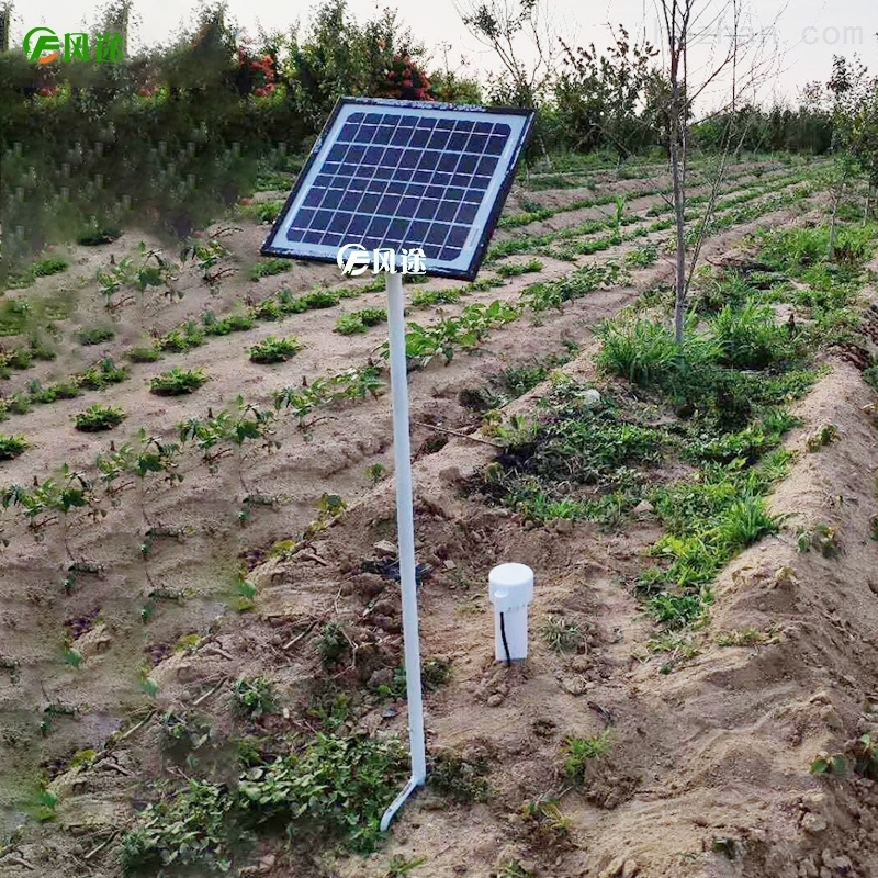 旱作农业物联网墒情自动监测设备