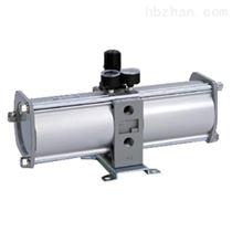 SMC增壓閥調壓器用空氣罐,VBAT38A1-T-X104